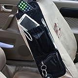 BXT Auto Seitentaschen Multifunktions Aufbewahrungsbeutel Utensilientasche Autositztasche Hängetasche Sitzseite hängende