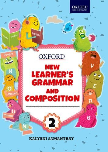 New Learner's Grammar & Composition Class 2