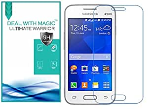Magic Transparent Tempered Glass 2.5 Curve screen Protector For Samsung Galaxy core 2 G355
