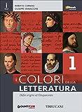 I colori della letteratura 1. Dalle origini al 500 + laboratorio di scrittura (a cura di Flavio Santi)