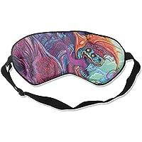 Art Paint Animal Picture Sleep Eyes Masks - Comfortable Sleeping Mask Eye Cover For Travelling Night Noon Nap... preisvergleich bei billige-tabletten.eu