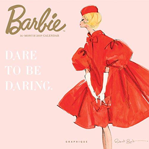 Barbie 2019 Calendar