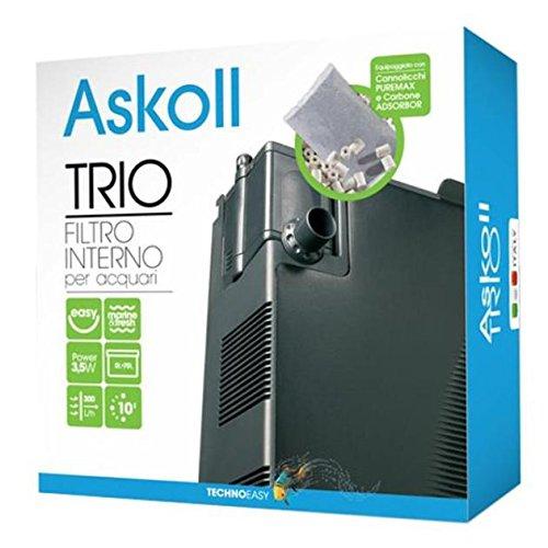 Askoll Trio - filtro interno per acquari