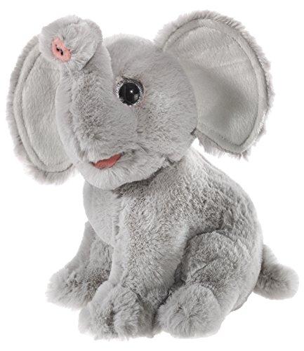 Heunec 235977–Mi Classico Elefante con Ojos, Color Gris Claro