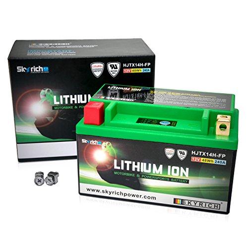 Skyrich HJTX14H-FP batteria ricaricabile industriale Litio 12 V