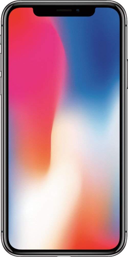 Apple iPhone X (Renewed)