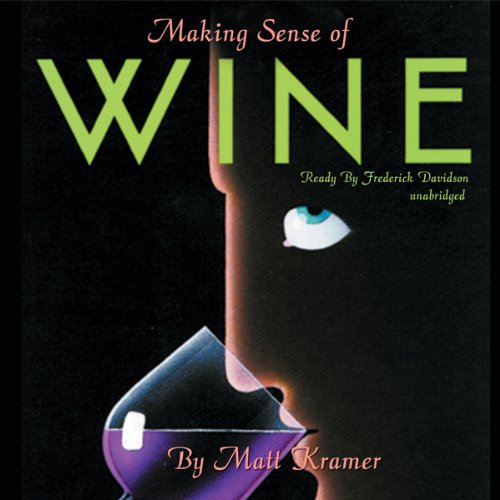 Making Sense of Wine  Audiolibri