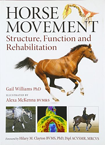 Horse Movement: Structure, Function and Rehabilitation por Gail Williams