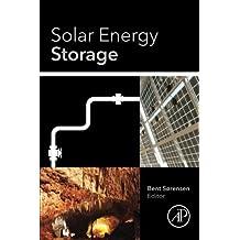 Solar Energy Storage by Bent S??rensen (2015-07-02)