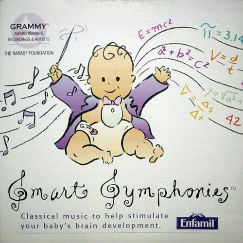 Smart Symphonies classic music for baby, cd music by SMART STOCK