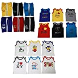 #5: Jack's Star Boy's and Girl's Cotton Bermuda with Pocket -Pack of 3