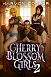 Cherry Blossom Girls 2: A Superhero Harem Adventure (English Edition)