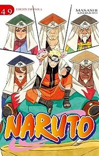 Naruto nº 49/72 par Masashi Kishimoto