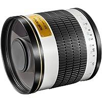 Walimex Pro Objectif 500/6,3 DX pour Fuji X-Pro