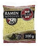 ITA-SAN Ramen Noodles [ 10x 200g ] Vorgekochte RAMEN Nudeln nach japanischer Art