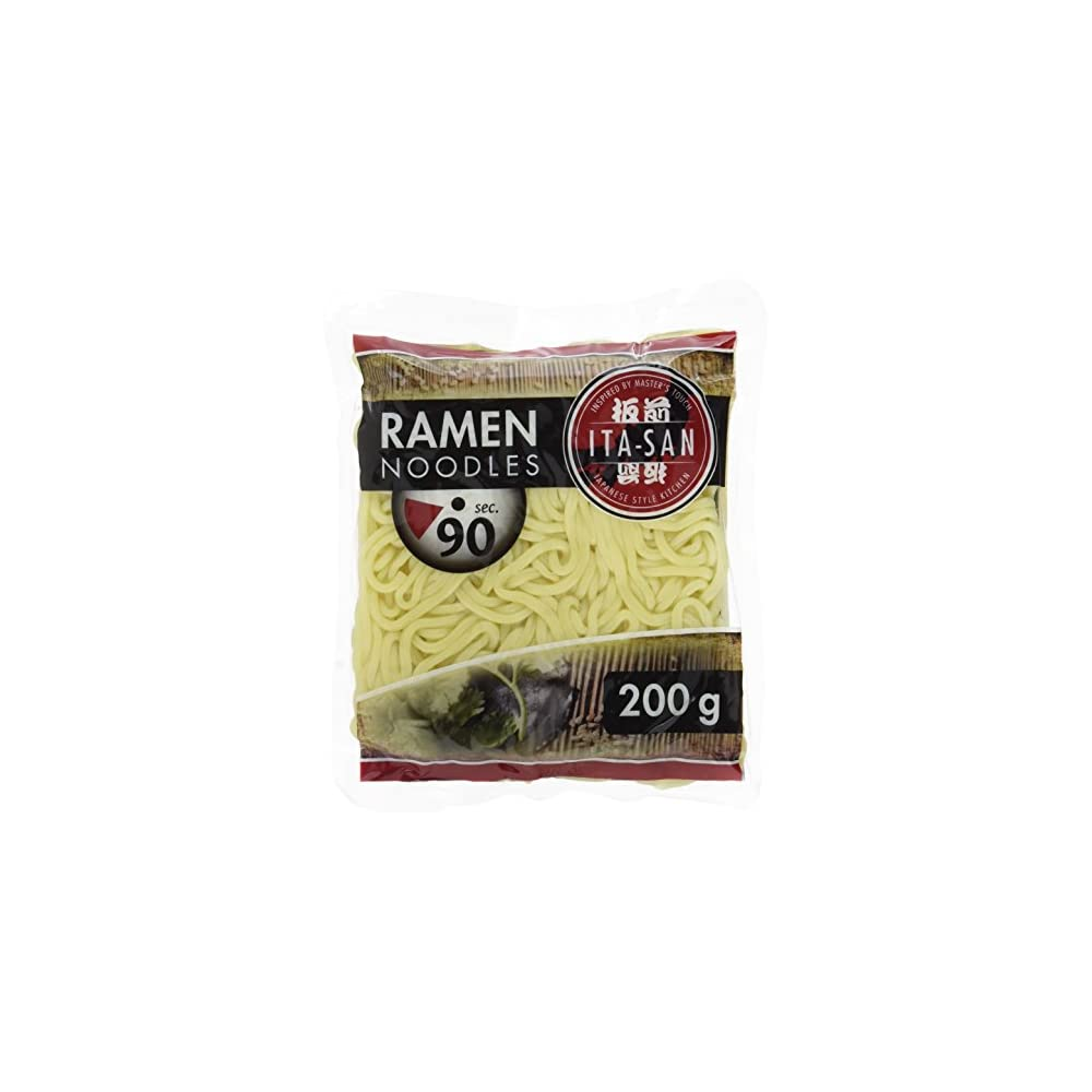 Ita San Ramen Noodles 10x 200g Vorgekochte Ramen Nudeln Nach Japanischer Art