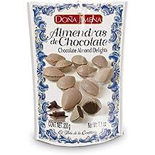 Almendras De Chocolate Doña Jimena 200G