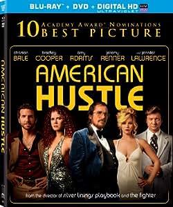 American Hustle [Blu-ray] [US Import]