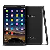 Tableta Yuntab H8 (Android 7.0, procesador Quad Core, Pantalla IPS de 8 Pulgadas, RAM2GB + ROM 16GB, WiFi, GPS, Bluetooth4.0, OTG, Soporte para Tarjetas SIM Dobles, Doble cámara, Google Play,Negro)
