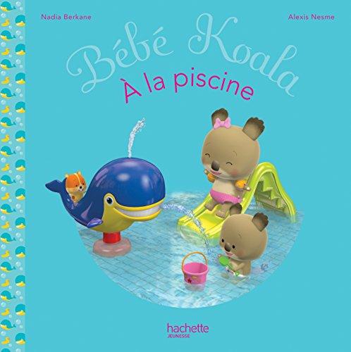 Bébé Koala à la piscine por Nadia Berkane