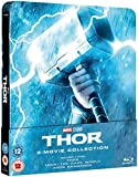 Thor 1-3 Steelbook UK Exclusive Limited Edition Thor 1-3 collection Steelbook Blu-ray Region Free