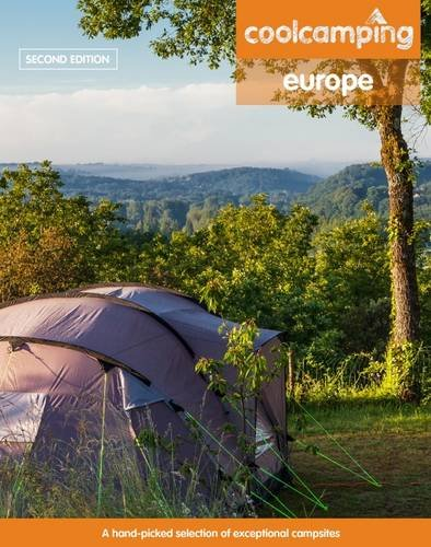 Cool Camping Europe: A Hand-Picked Selection of Campsites and Camping Experiences in Europe por Jonathan Knight