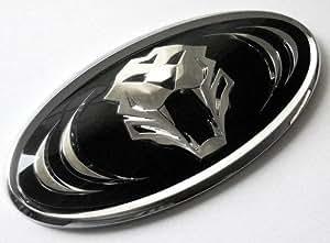 3d emblem heckklappe chrom tuning aufkleber. Black Bedroom Furniture Sets. Home Design Ideas