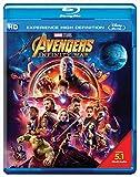 #1: Avengers: Infinity War - BD