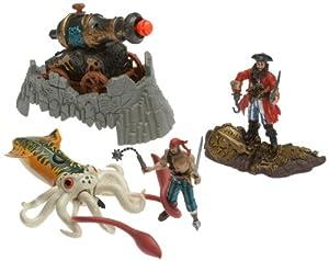 Simba 4370312-Pirata con Pulpo