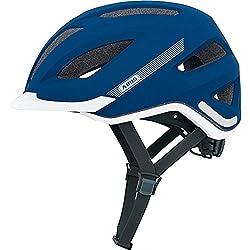 ABUS Pedelec - Casco urbano para bicicleta, color azul, L (56-62 cms)
