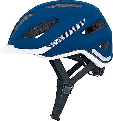 ABUS Pedelec - Casco urbano para bicicleta, color azul, M (52-57 cms)