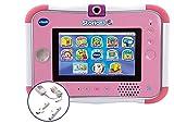 Vtech - 158865 - Jeu Électronique - Tablette tactile Storio 3S Wifi rose + Power...
