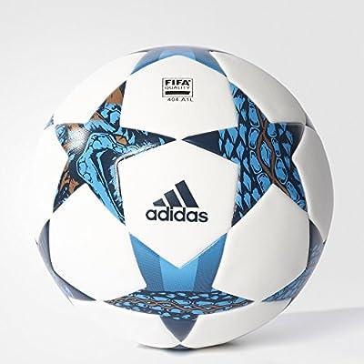 adidas CDF TT Balón Final Cardiff 2017, Blanco, 5
