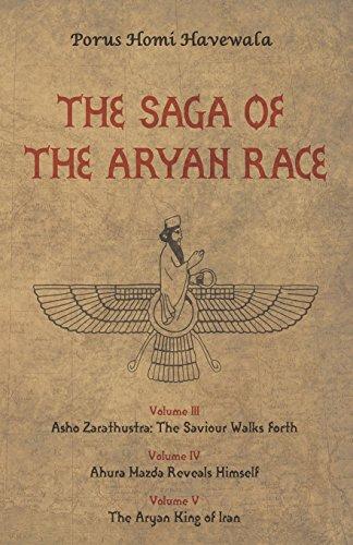The Saga of the Aryan Race vol 3-5