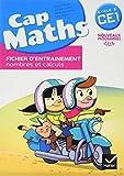Cap maths CE1 ed. 2016 - fichier d'entrainement + cahier de géometrie + dico maths