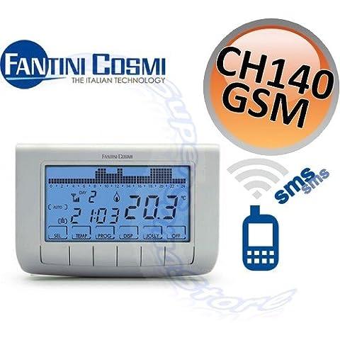IntelliComfort CH140GSM Termostato programable con telecontrol GSM Fantini