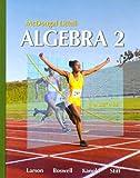 Algebra 2, Grades 9-12: Mcdougal Littell High School Math