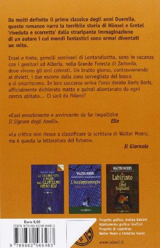 Ensel e Krete. Una storia di Zamonia (Biblioteca economica Salani)