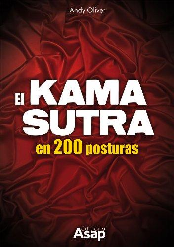 Portada del libro El Kama Sutra en 200 posturas
