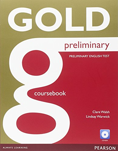 Gold preliminary. Per le Scuole su periori. Con e-book. Con espansione online