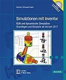 Product icon of Simulationen mit Inventor: FEM und dynamische Simulation.