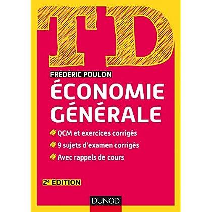 TD Economie générale - 2e édition