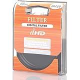 Neewer 52 mm de percale de IR950/950 nm por infrarrojos x-ray objetivo filtro para Canon Nikon Sony Panasonic Fuji Cámaras digitales réflex Digital Kodak etc