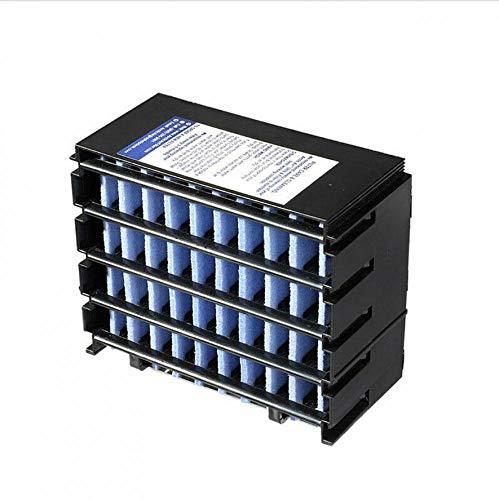CHRONSTYLE Ersatzfilter für Air Personal Space Cooler und Mini Portable Mobil Klimagerät Luftkühler (Blau, OneSize) -