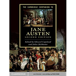 The Cambridge Companion to Jane Austen (Cambridge Companions to Literature)