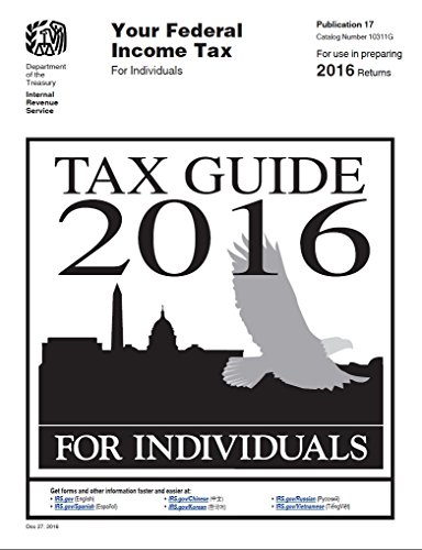 Tax Guide 2016 : For Individuals (English Edition) (H R Block Steuer-software)