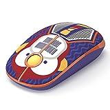 Kabellose Maus, Jelly Comb 2.4G Maus Schnurlos Wireless Kabellos Optische Maus mit USB Nano Empfänger für PC / Tablet / Laptop und Windows / Mac / Linux (Affe)