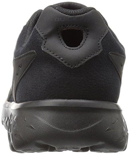 Skechers Go Run 400 Motivate, Chaussures Multisport Outdoor Femme Noir (Bbk)