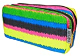 1 x esistono design double zip Pencil Case