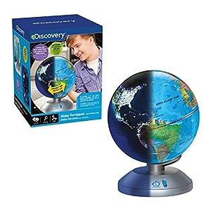 World Brands, Globo Terráqueo 2 en 1, Serie Discovery Set de Juegos (11503606)